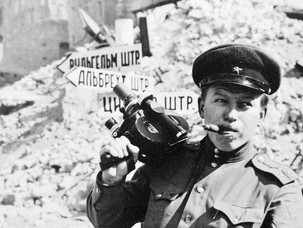 Они снимали войну: нелегкие будни фронтовых кинооператоров