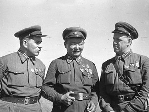Халхин-Гол: первая победа Георгия Жукова