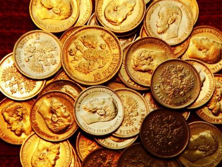 Что случилось с золотым запасом России?