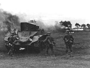 Луцк-Дубно-Броды: проклятый треугольник для советских танкистов