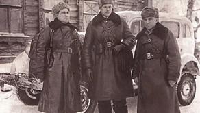 «В этом аду носились обезумевшие лошади…» Отчаянные атаки Рокоссовского под Москвой