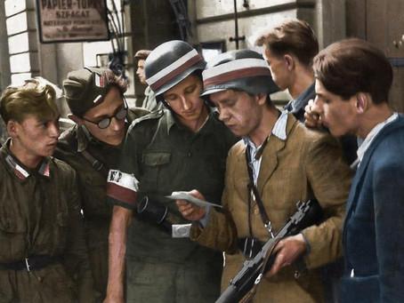 Почему Красная армия не помогла полякам в Варшавском восстании?