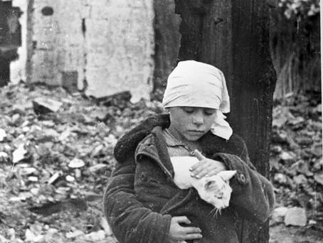 Что увидели советские солдаты на освобожденных территориях СССР?