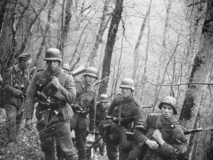 Фриц Иванович: как солдат вермахта стал советским партизаном?