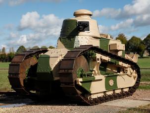 «Русский Рено»: дедушка советских танков с французскими корнями