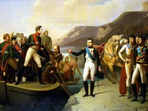 Что стало с городом, в котором Наполеон подписал мир с Россией?