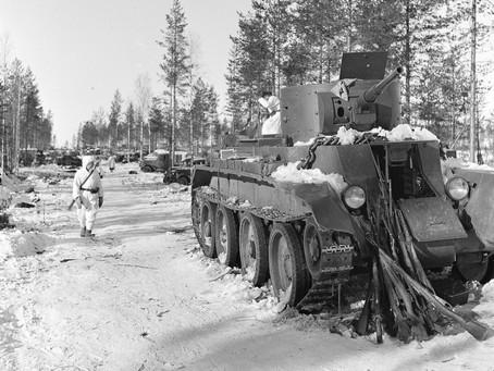 Сотни замерзших насмерть советских солдат, брошенная техника… Итоги битвы при Суомуссалми