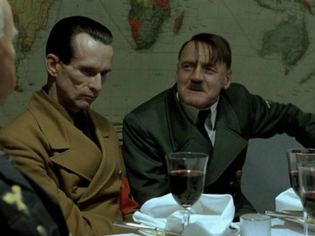 Как Гитлер отметил свой последний день рождения?