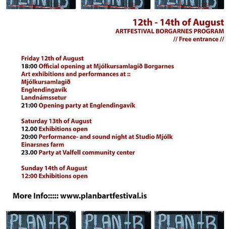 Plan-B Art Festival 2016