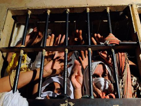 G1: Superlotação aumenta e número de presos provisórios volta a crescer no Brasil