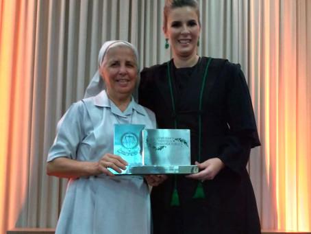 Pastoral Carcerária do Ceará recebe Comenda do Mérito da Defensoria Pública