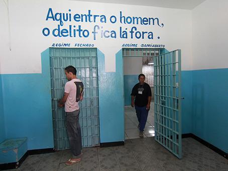 El País Brasil: As prisões sem guardas nem armas do Brasil vistas de dentro