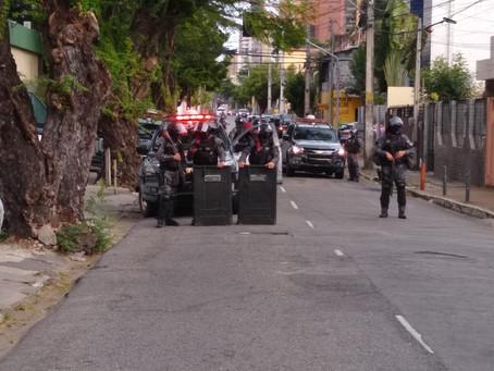 Blog Escrivaninha: Repressão à manifestação foi completamente incompatível com Estado de Direito