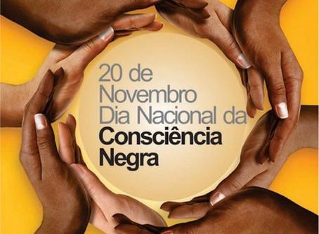 Mensagem do Dia Nacional da Consciência Negra