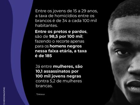 Mais de 12 adolescentes, em média, foram assassinados no Ceará a cada semana de 2020