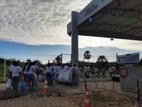 SAP-CE: Unidades prisionais do Ceará voltam a receber visitas sociais nos dias 21 e 22 de agosto