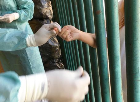 Diário do NE: 1.620 presos testaram positivo para Covid-19 no Ceará