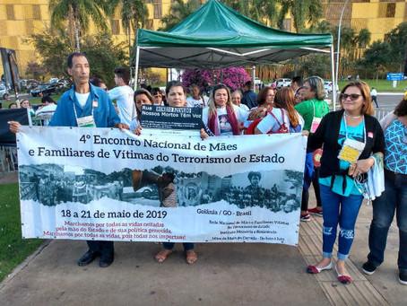 Fortaleza será sede do V Encontro Nacional de Mães e Familiares de Vítimas do Terrorismo de Estado