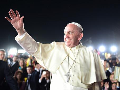IHU: Francisco anuncia que, pela primeira vez, as meditações da Via Sacra serão escritas por presos
