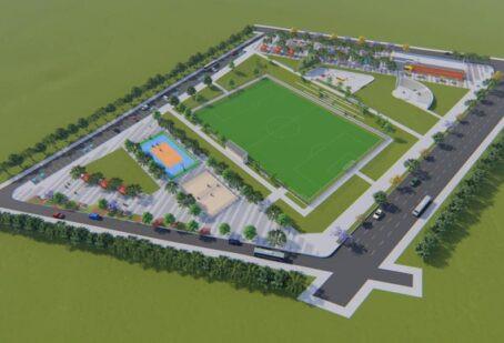 Diário do NE: Antigo presídio do Ceará será transformado em areninha de futebol e centro cultural
