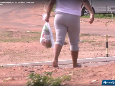 Jangadeiro: Veja como são as novas regras para entrada em presídios cearenses