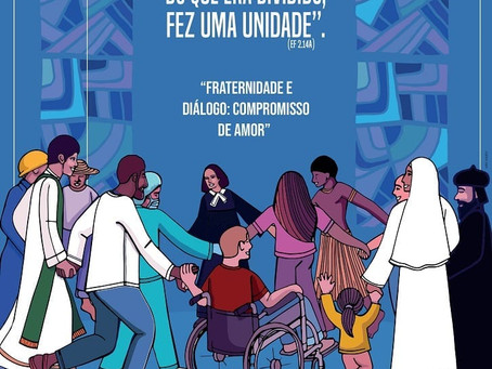 Campanha da Fraternidade 2021: Papa Francisco envia mensagem ao Brasil