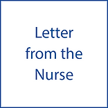 Letter from the Nurse