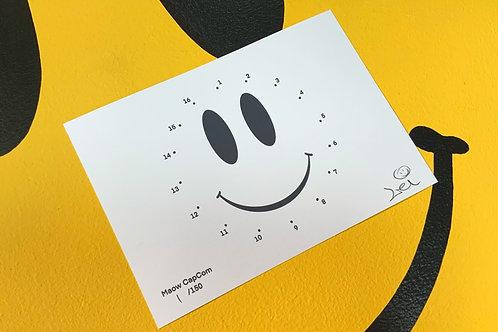 You 'n' Me Smiley Print