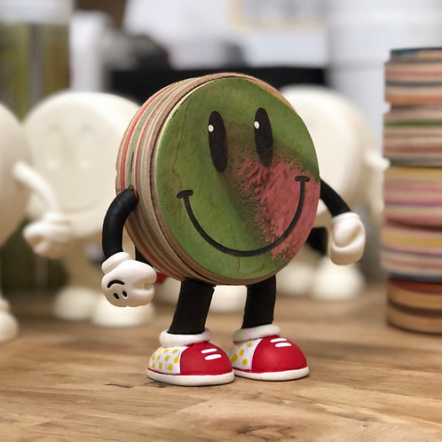 Recycled Skateboard Gary