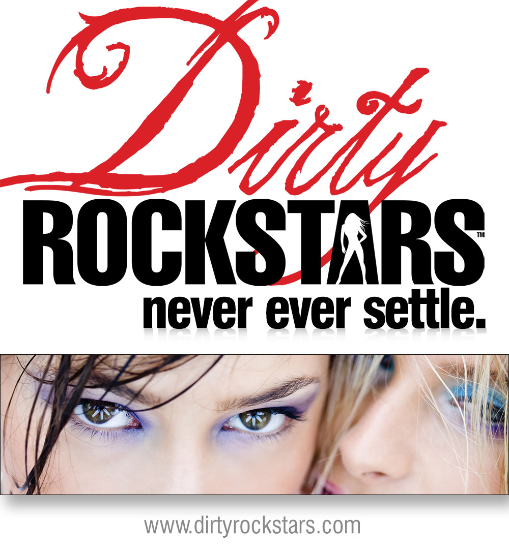 Dirty Rockstars web ad