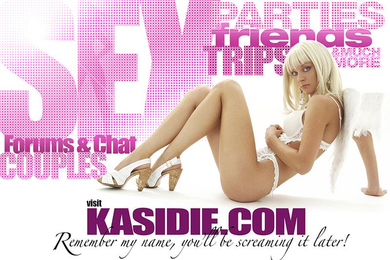 Postcard: Kasidie