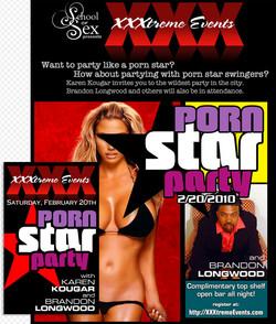 XXX: Porn Star Party