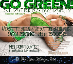 After Midnight Club: Go Green!