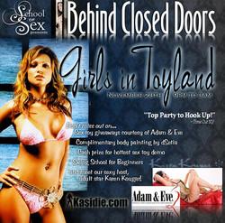 BCD: Girls in Toyland