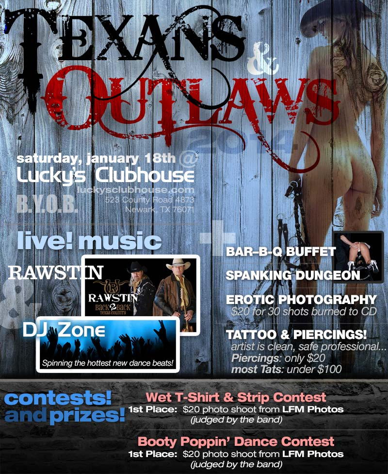 Texans & Outlaws 2014
