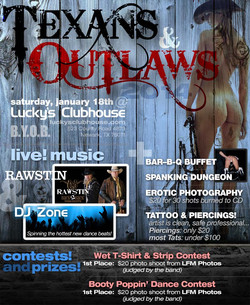 Texans & Outlaws 2014