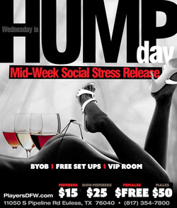 Hump Day: Mid-Week Stress Release