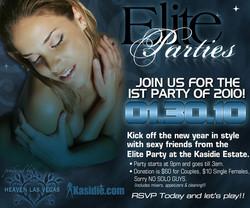 Elite Parties promo 2010