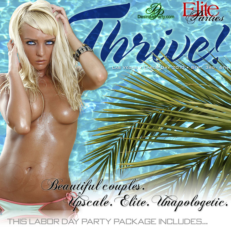Elite Parties: Thrive! 2010