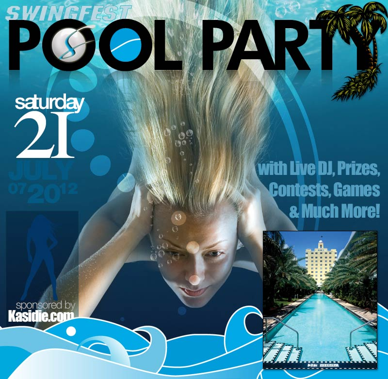 SwingFest Pool Party