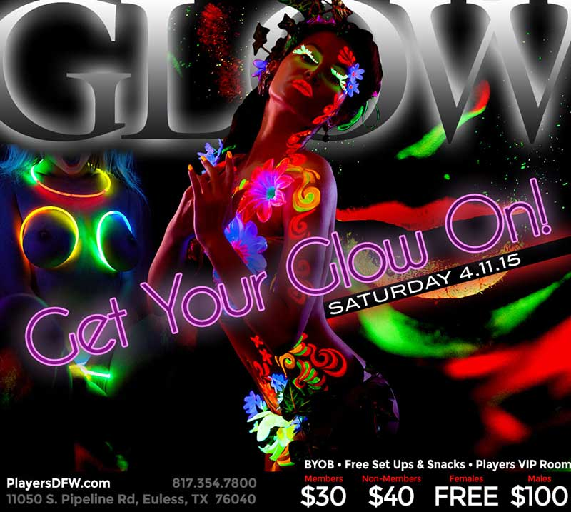 2015 Glow Party