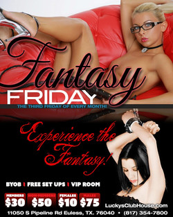 Fantasy Friday: weekly event