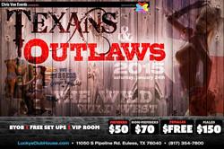 Texans & Outlaws 2015