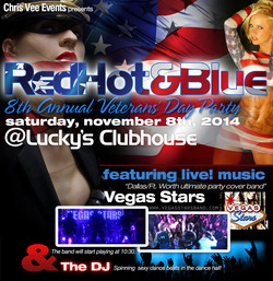 Red, Hot & Blue 2014