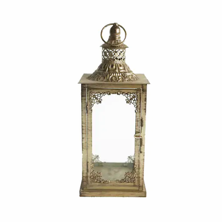 Vintage Metal Lantern