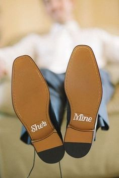 Wedding Shoe Decals