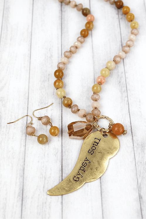 Gypsey Soul Necklace Set