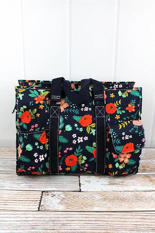 Spring Blossoms Large Organizer Bag