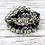Thumbnail: Faceted Bead and Stone Bracelet Sets