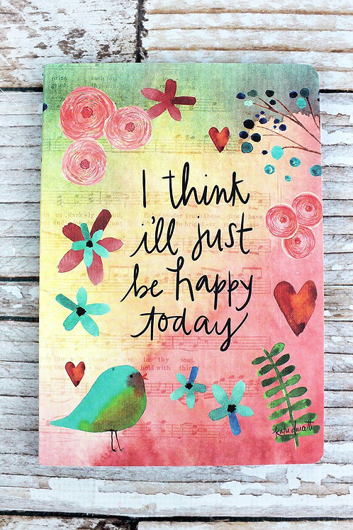 Inspirational Soft Cover Journal